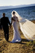 Lake Tahoe Bride & Groom